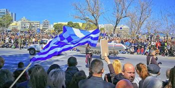 Happy Greek Indpendence Day from Crete!