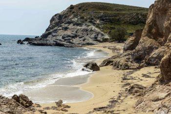 Mikros Roukounas Beach