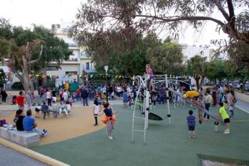 Heraklion playgrounds