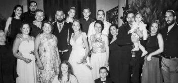 Anna Karfaki Family