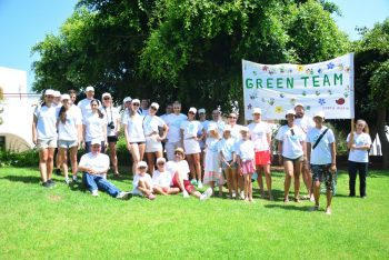 Creta Maris Green Team