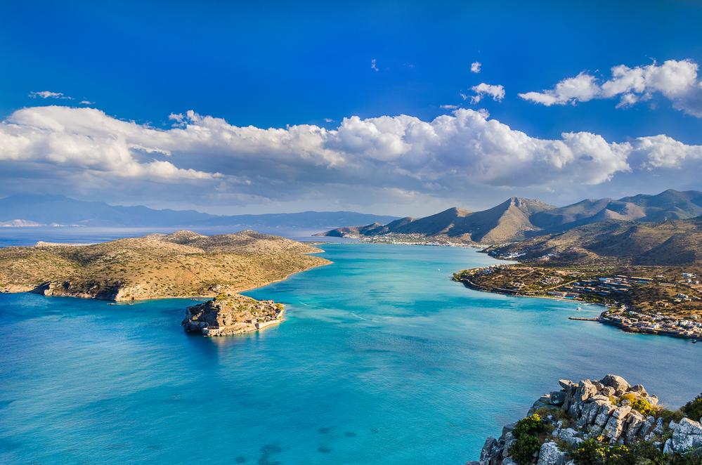 Spinalonga and Elounda Bay