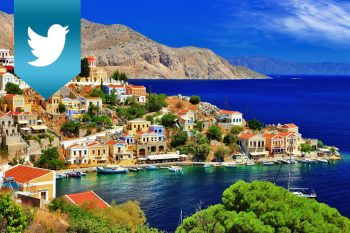Tweet Greece
