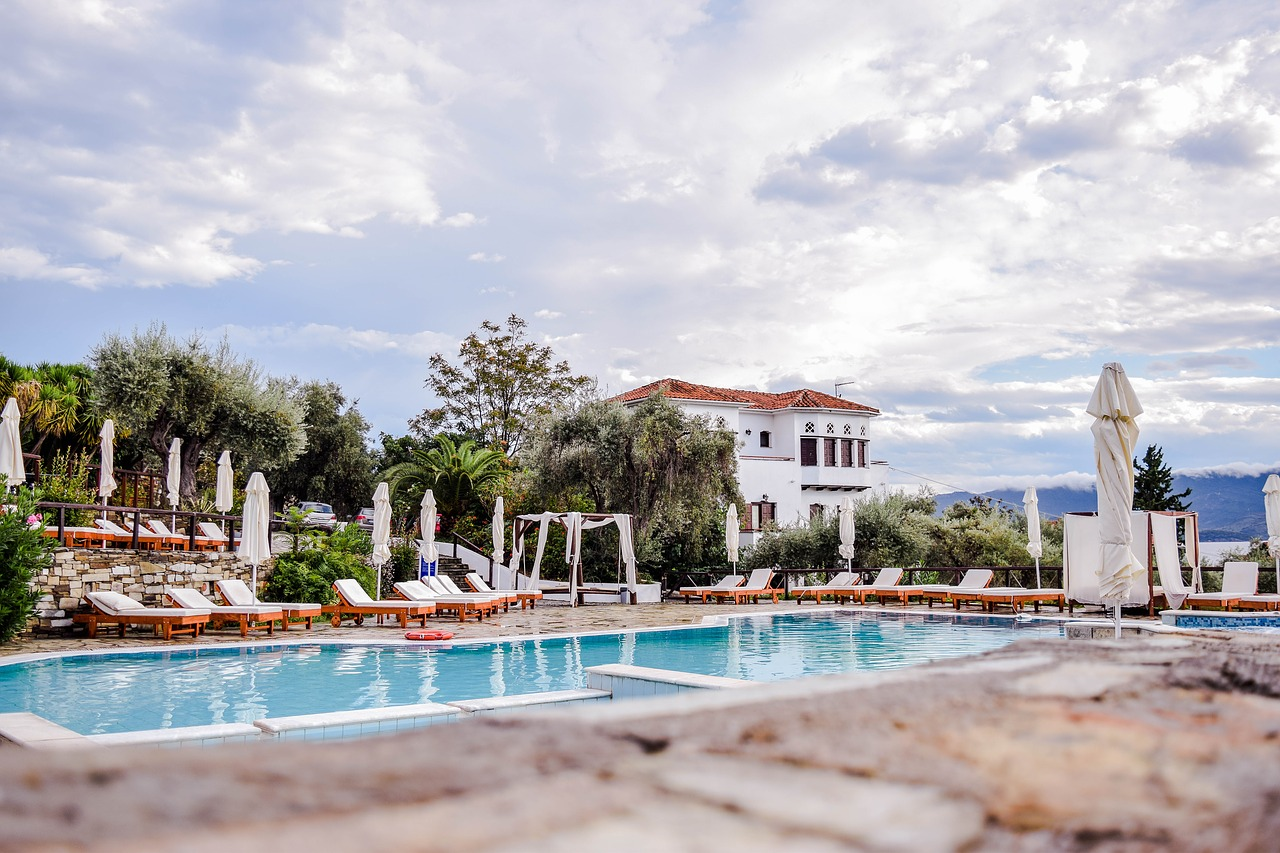 Greek hotels will price cut themselves into bankruptcy.