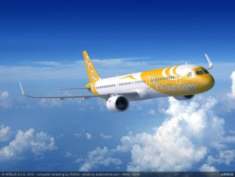 Scoot A321neo