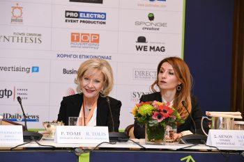 HAPCO President Irene Tolis