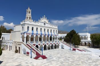 Church of Panagia Evangelistria at Tinos