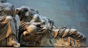 The Parthenon Marbles - British Museum