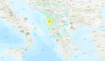 USGA Albania Quake