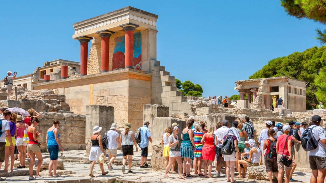 Greece Releases Tourism 2020 List - UK Not On It