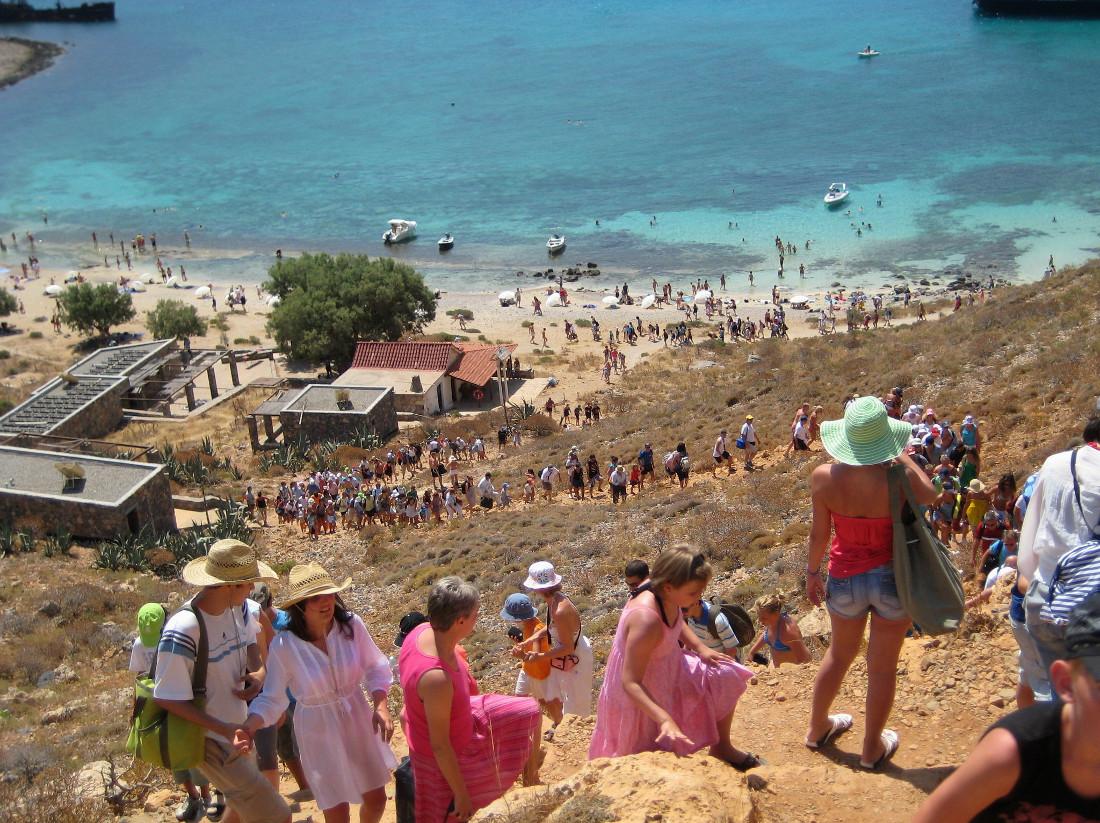 Gramvoussa Beach
