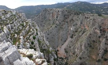 Almiros Gorge
