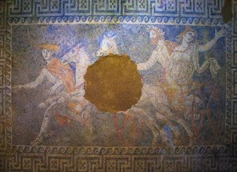Kasta Tomb mosaic