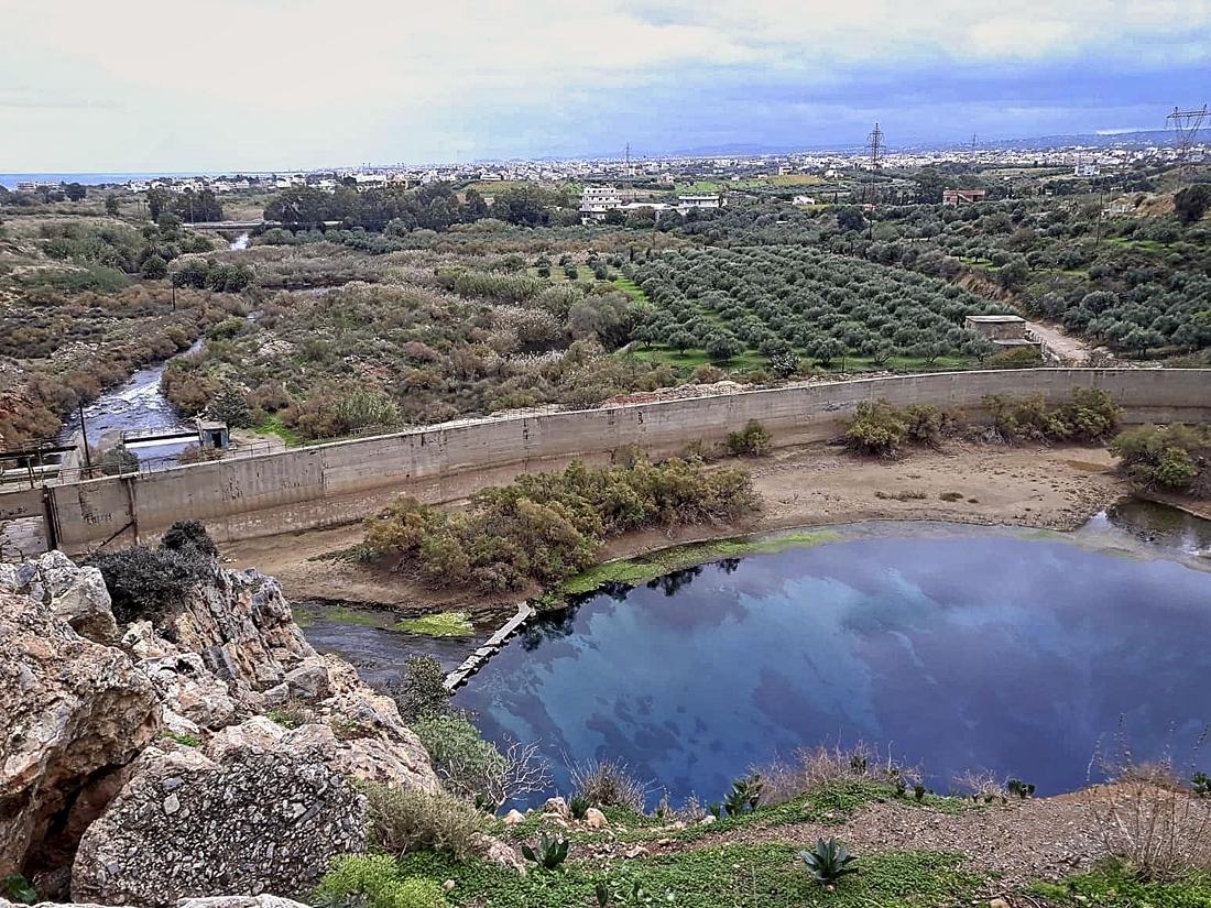 Almiros Lake