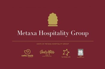 Metaxa Hospitality Group logo