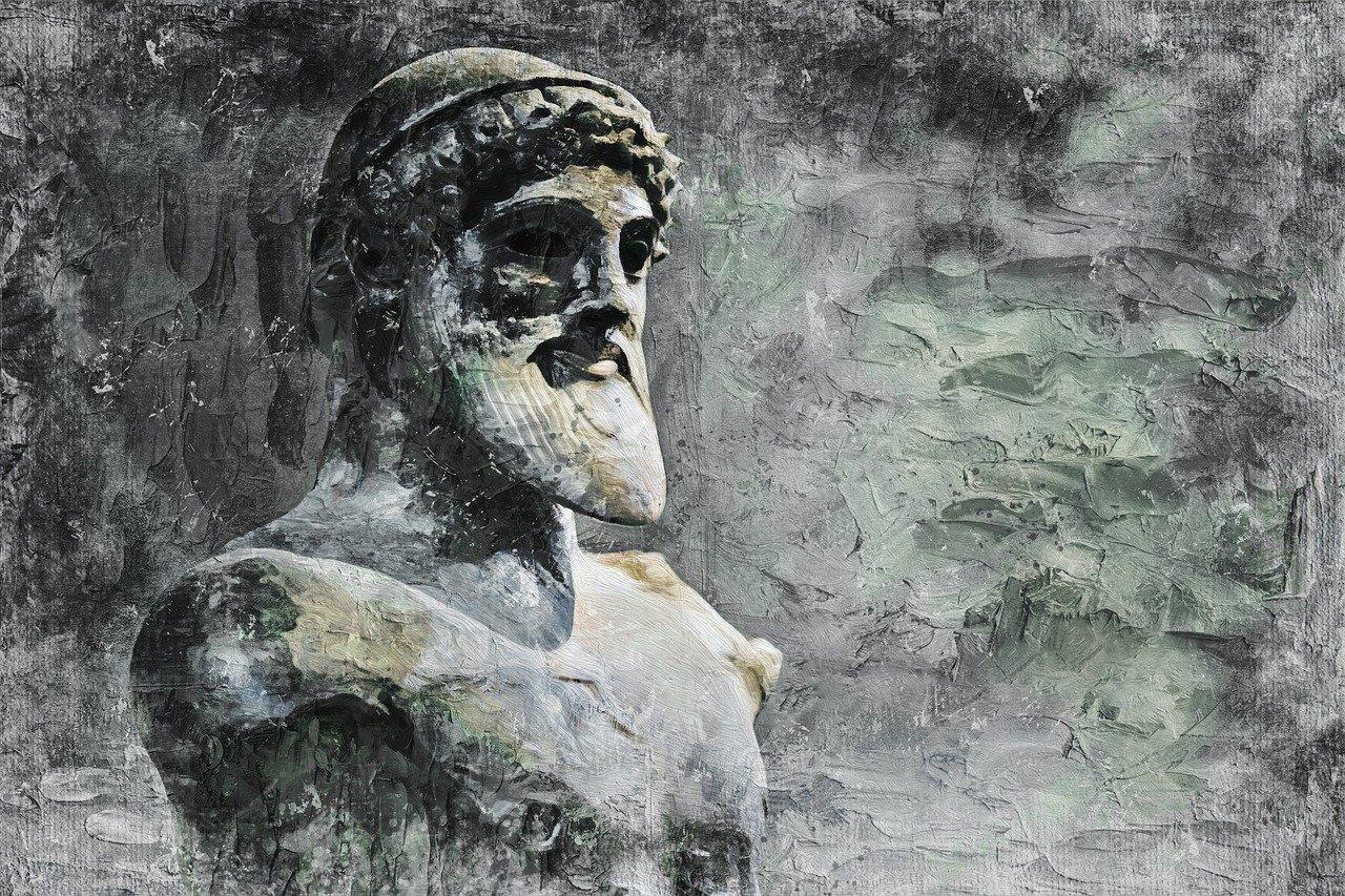 Poseidon, brother of Zeus
