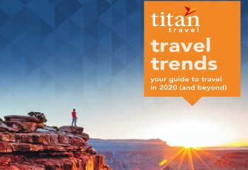Travel Trends 2020