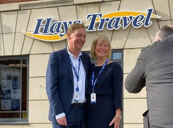 Hays Travel Founders