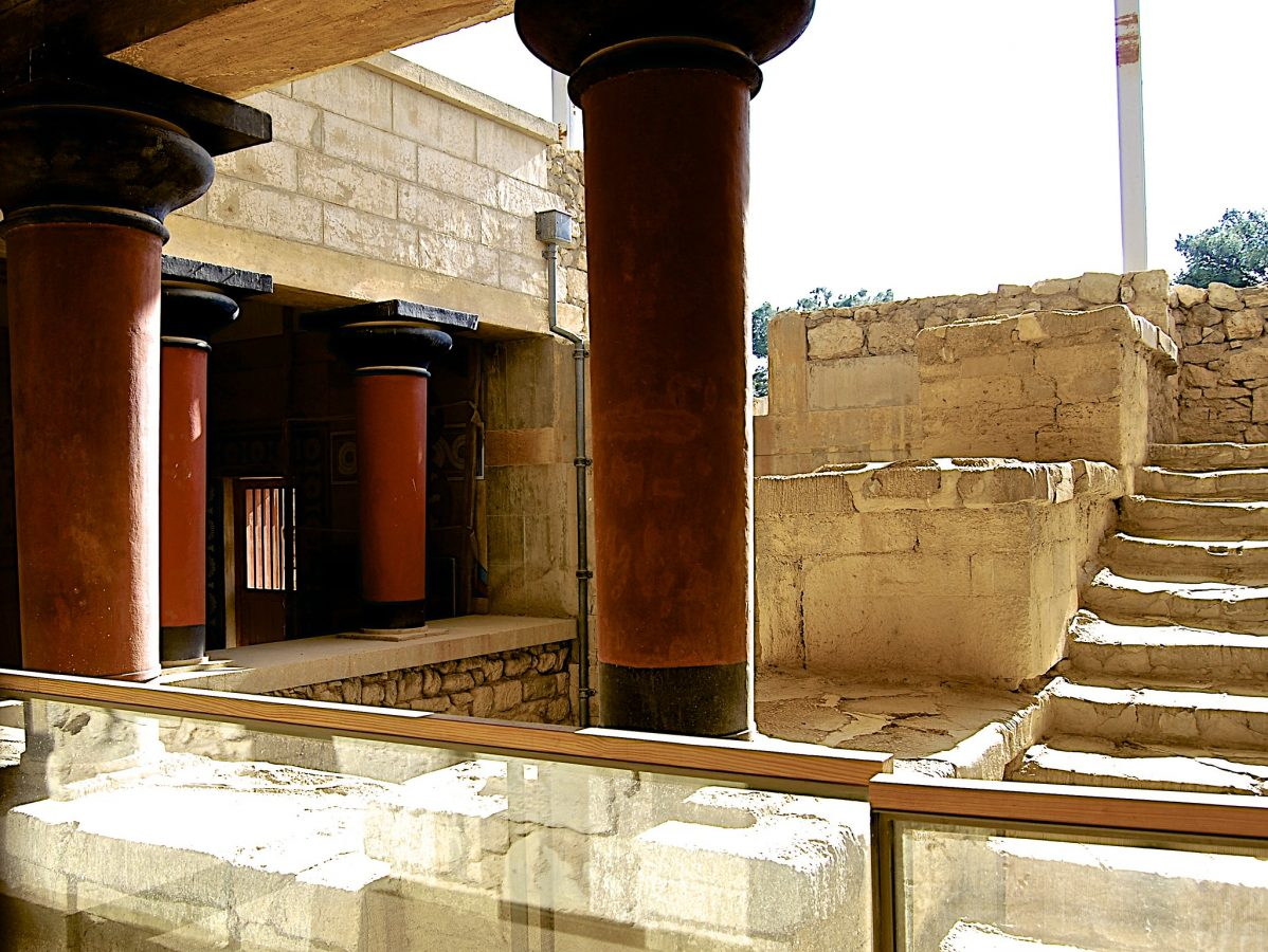 Knossos Palace (Temple) Andy Montgomery