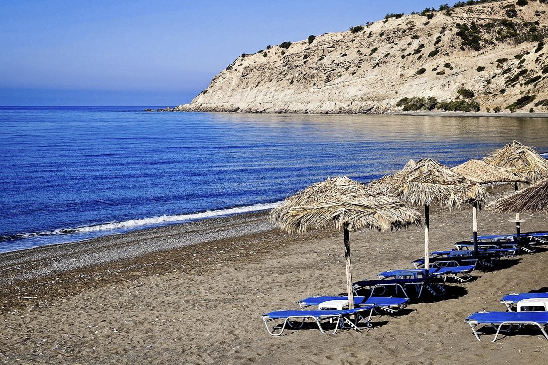Myrtos Beach - unukorno