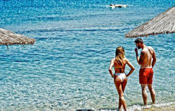 Agia Pelagia Bay