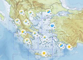 Heraklion weather