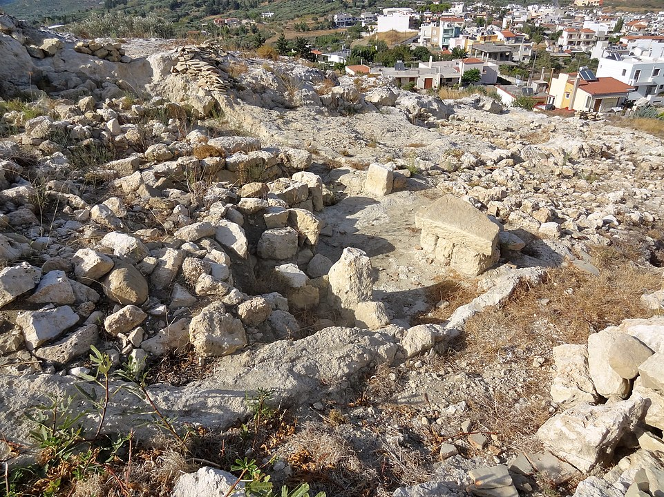 Profitis Ilias archaeological site