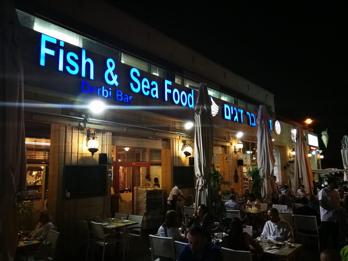 Fish & Seafood Deby Bar.