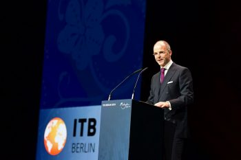 Dr. Christian Göke, CEO of Messe Berlin
