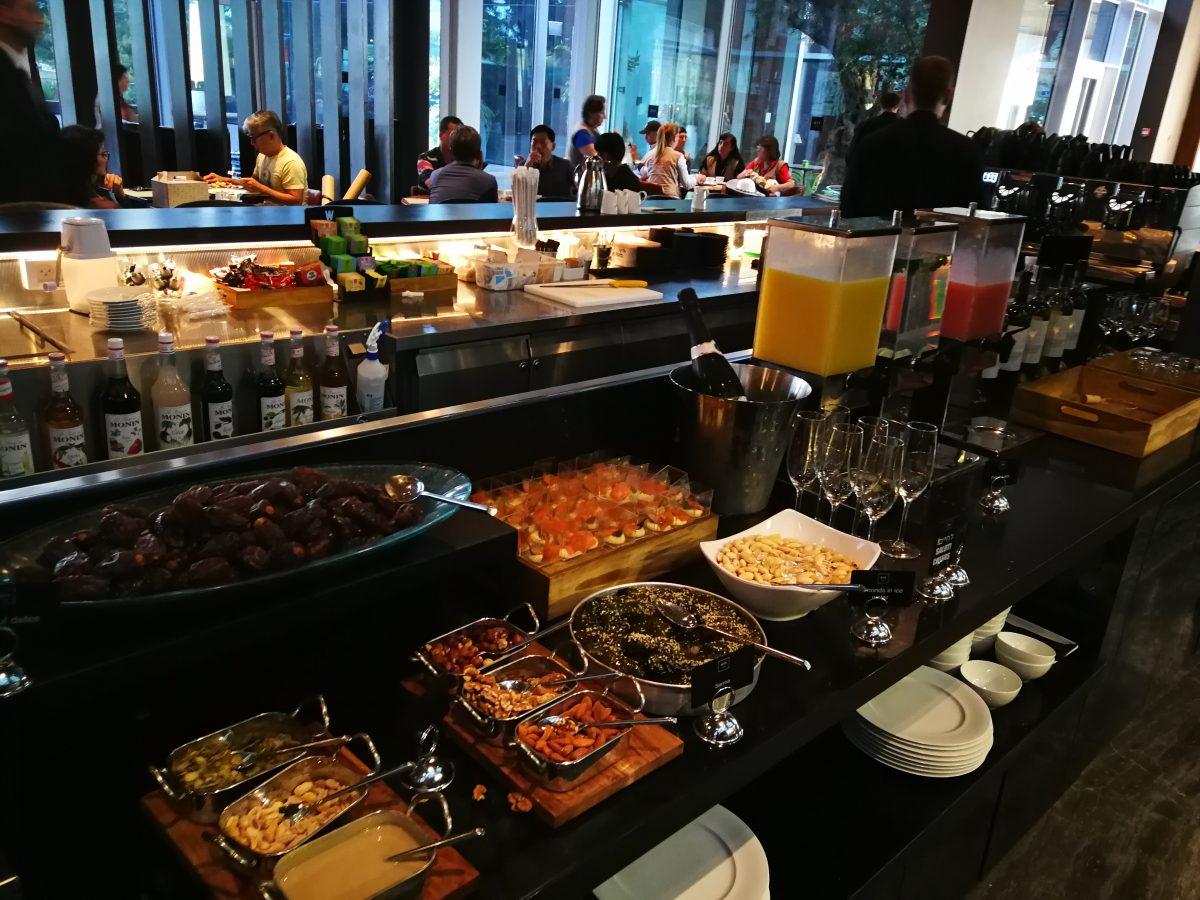 Breakfast at NYX