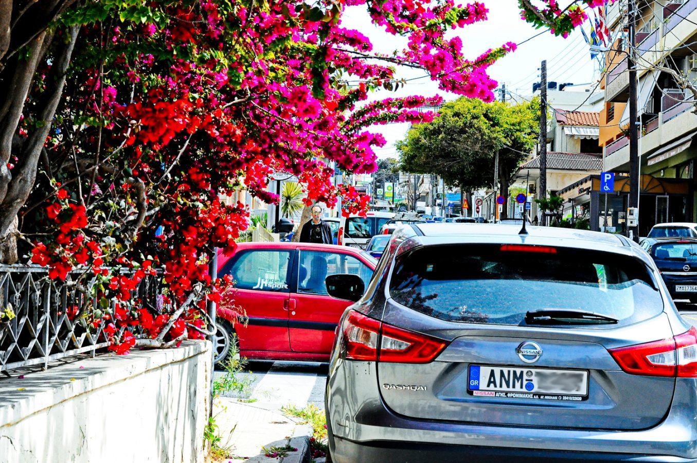 Heraklion in Spring