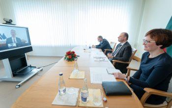 Prime Minister Skvernelis