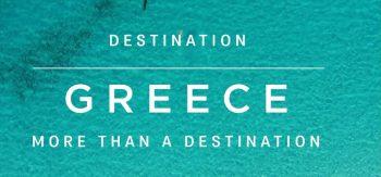 Greece. More than a destination