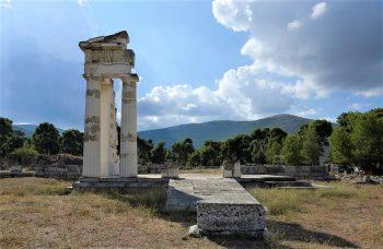 Asclepius in Epidauru