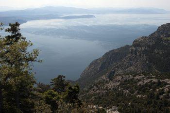 Evia Mountain