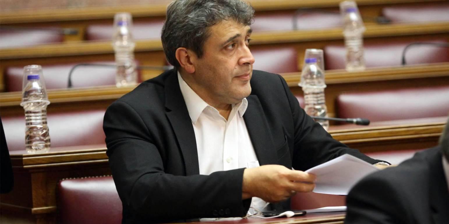 Heraklion MP Dr. Nikos Igoumenidis
