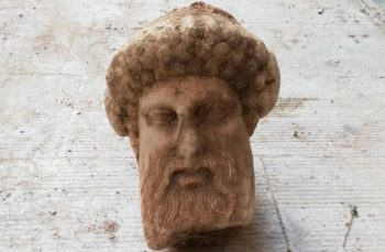 Hermes head