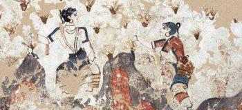 Saffron Priestesses
