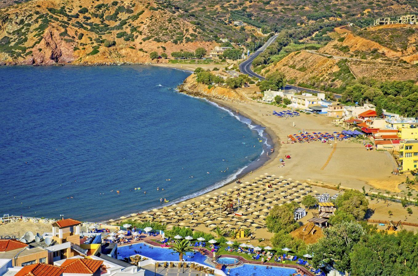 Fodele Beach & Water Park Resort.