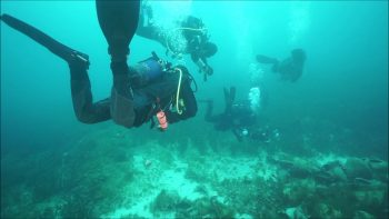 Peristera shipwreck - Alonissos, Greece