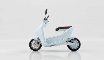 GIVE i.lektra scooter