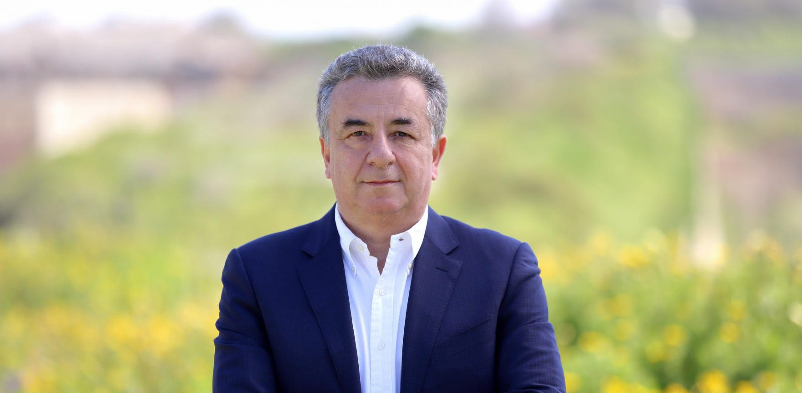 Crete Governor Stavros Arnaoutakis