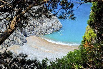 Kythera beach