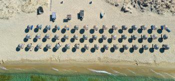 Noxos beach