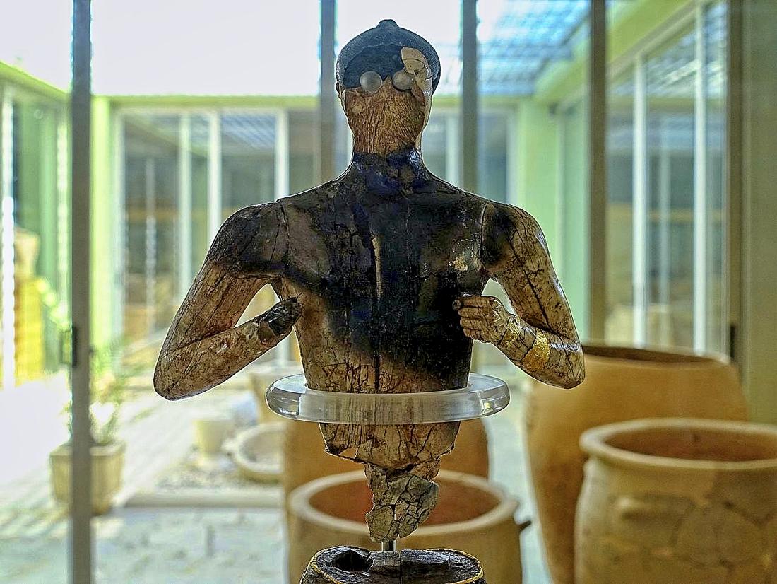 Palaikastro Kouros