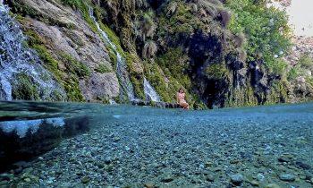 Crete Waterfall