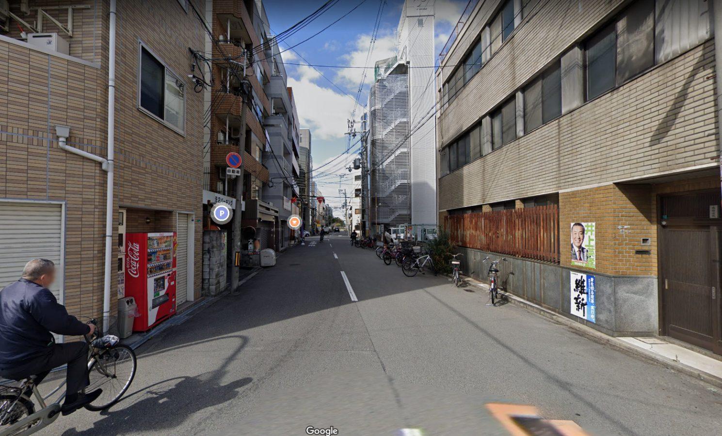 H2O Osaka location