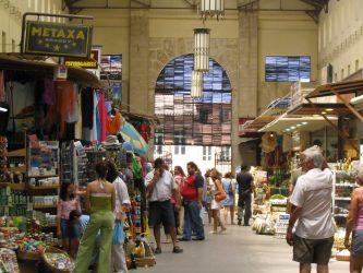 Chania's Municipal Market