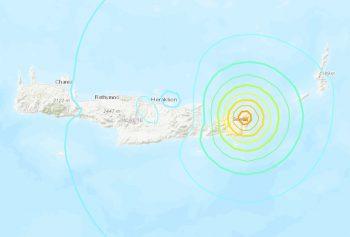 Palekastro Earthquake